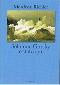an overview of the epic novel solomon gursky was here by mordecai richler Find this pin and more on central librera by centrallibrera with the ocean epic moby-dick solomon gursky was here by mordecai richler.