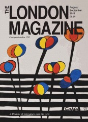 The London Magazine August/September 2012