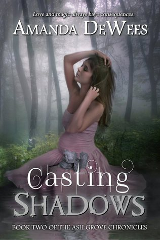 Casting Shadows (Ash Grove Chronicles, #...