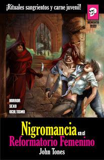 Nigromancia en el Reformatorio Femenino