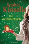 Die Weihnachtsliste by Sophie Kinsella