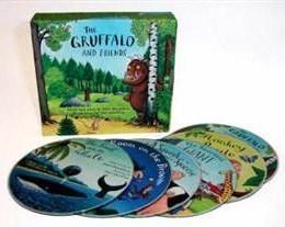 The Gruffalo and Friends Set Box