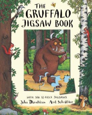 The Gruffalo Jigsaw Book                  (Gruffalo)