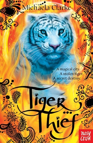 Tiger Thief (Tiger Thief, #1)