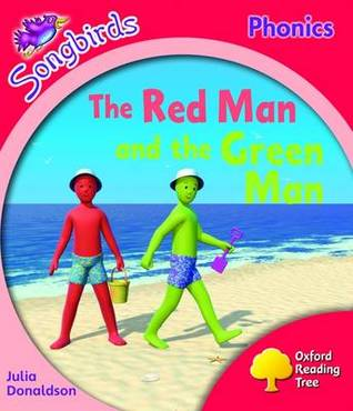 The Red Man and the Green Man (Oxford Reading Tree: Stage 4: Songbirds More A)