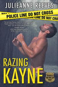 Razing Kayne by Julieanne Reeves