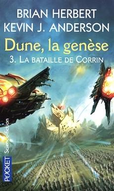 Dune, La Genèse, Tome 3, La Bataille De Corrin