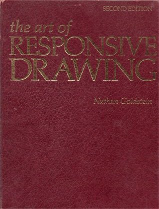 The art of responsive drawing by nathan goldstein