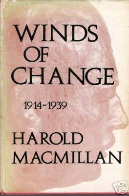 Winds of Change: 1914-1939 (Macmillan Vol. 1)