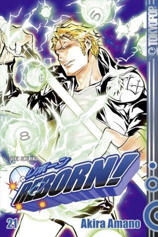 Reborn! 21: Sistema C.A.I.! (Reborn!, #21)