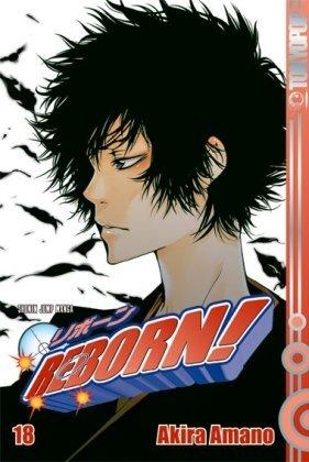 Reborn! 18: Version V. R. (Reborn!, #18)