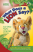 What Does a Lion Say?: And Other Playful Language Games