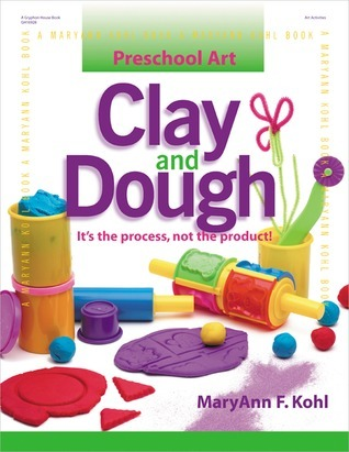 Preschool Art: Clay  Dough: It's the Process, Not the Product