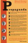 Propaganda by Edward L. Bernays