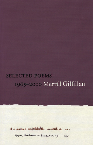 Selected Poems 1965-2000