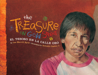 Descargar libros PDF gratis The Treasure on Gold Street / El Tesoro en la Calle d'Oro: A Neighborhood Story in Spanish and English