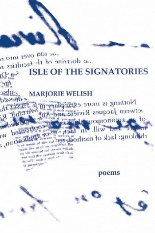 Isle of the Signatories by Marjorie Welish