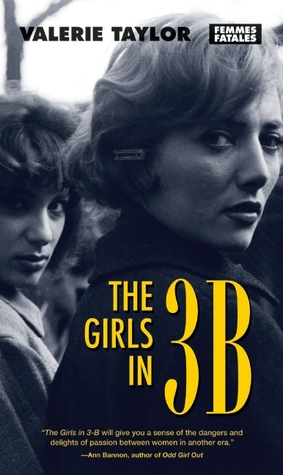 The Girls in 3-B by Valerie Taylor