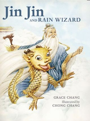 Jin Jin and Rain Wizard