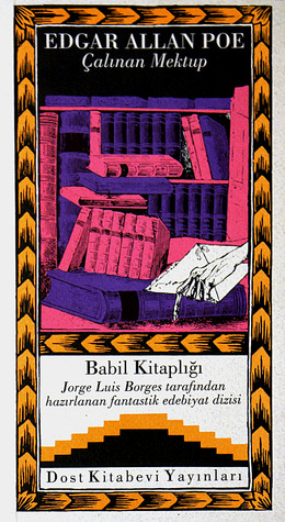 Çalınan Mektup (Babil Kitaplığı, #14)