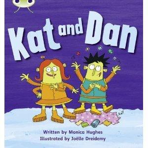 Kat and Dan (Phonics Bug: Phase 2)