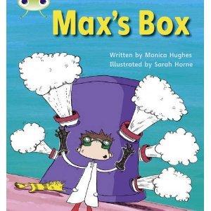 Max's Box (Phonics Bug: Phase 3)