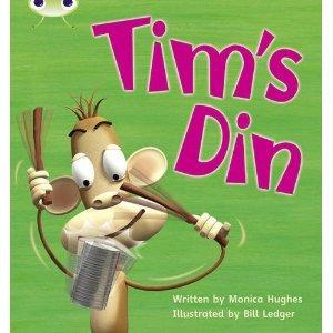 Tim's Din (Phonics Bug: Phase 2)