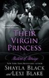 Their Virgin Princess (Masters of Ménage, #4)