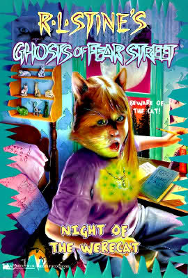 Night of the Werecat (Ghosts of Fear Street, #12)