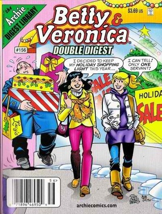 Betty and Veronica Double Digest # 156
