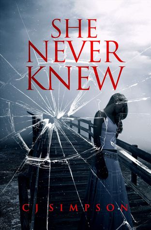 She Never Knew (Katarina Series, #1) by C.J. Simpson