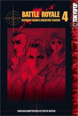 Battle Royale, Vol. 04 by Koushun Takami