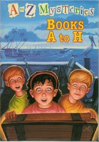 A to Z Mysteries by Ron Roy