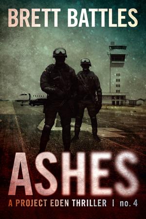Ashes by Brett Battles