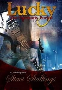 Lucky (The Harmony Series #2)