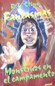 Reseña #52: Monstruos en el campamento - R L Stine