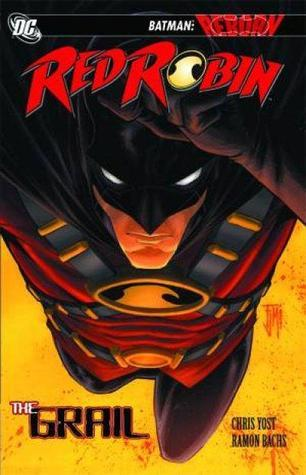 Red Robin, Vol. 1: The Grail