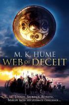 Web of Deceit (The Merlin Prophecy, #3)