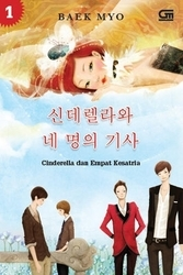 sinopsis novel cinderella dan 4 ksatria