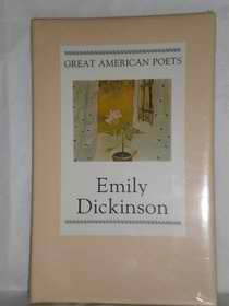 Great American Poets: Emily Dickinson