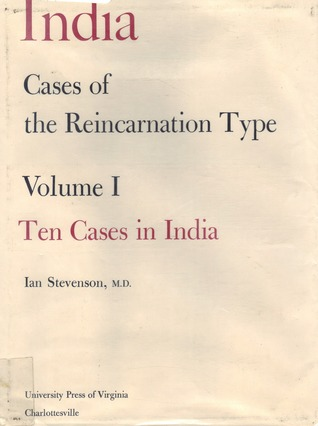 Cases of the Reincarnation Type