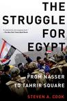 The Struggle for Egypt by Steven A. Cook