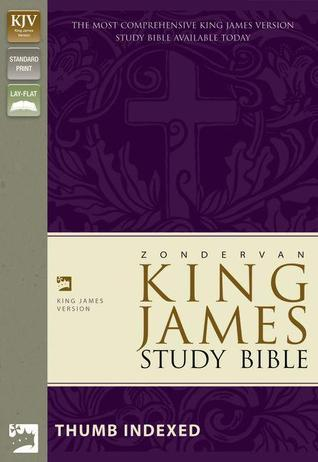 Zondervan King James Study Bible Indexed