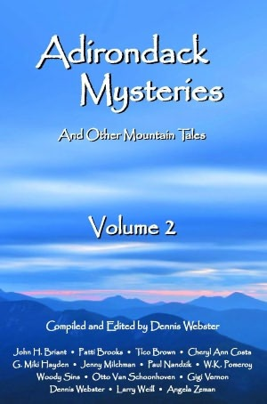 Adirondack Mysteries And Other Mountain Tales: Volume 2