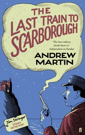The Last Train To Scarborough (Jim Stringer, #6)