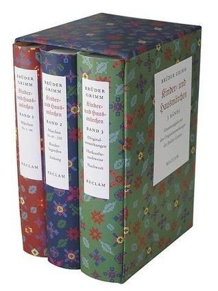 Kinder- und Hausmärchen: 3 Bde. Ausgabe letzter Hand mit den Originalanmerkungen der Brüder Grimm.