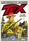 Tex Albo Speciale n. 9: La valle del terrore