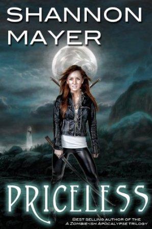 Priceless (Rylee Adamson, #1) por Shannon Mayer