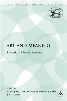 Read online Art and Meaning: Rhetoric in Biblical Literature books