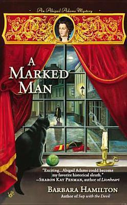 A marked man par Barbara Hamilton